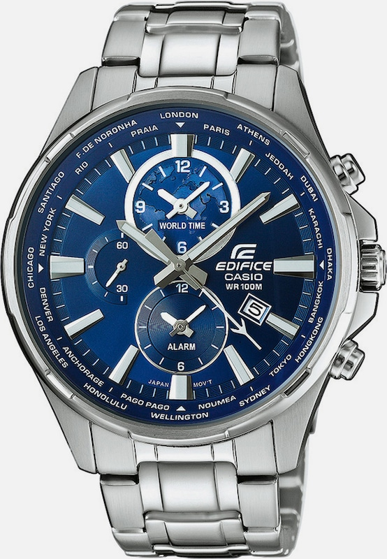 CASIO Edifice Multifunktionsuhr, »EFR-304D-2AVUEF«