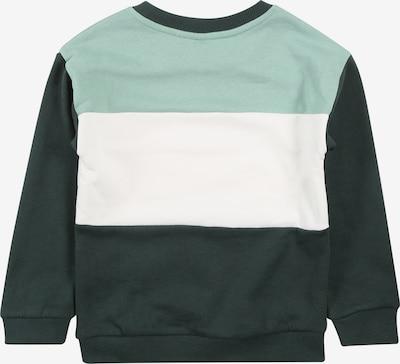 Megztinis be užsegimo iš NAME IT , spalva - nefrito spalva / įdegio spalva / balta: Vaizdas iš galinės pusės