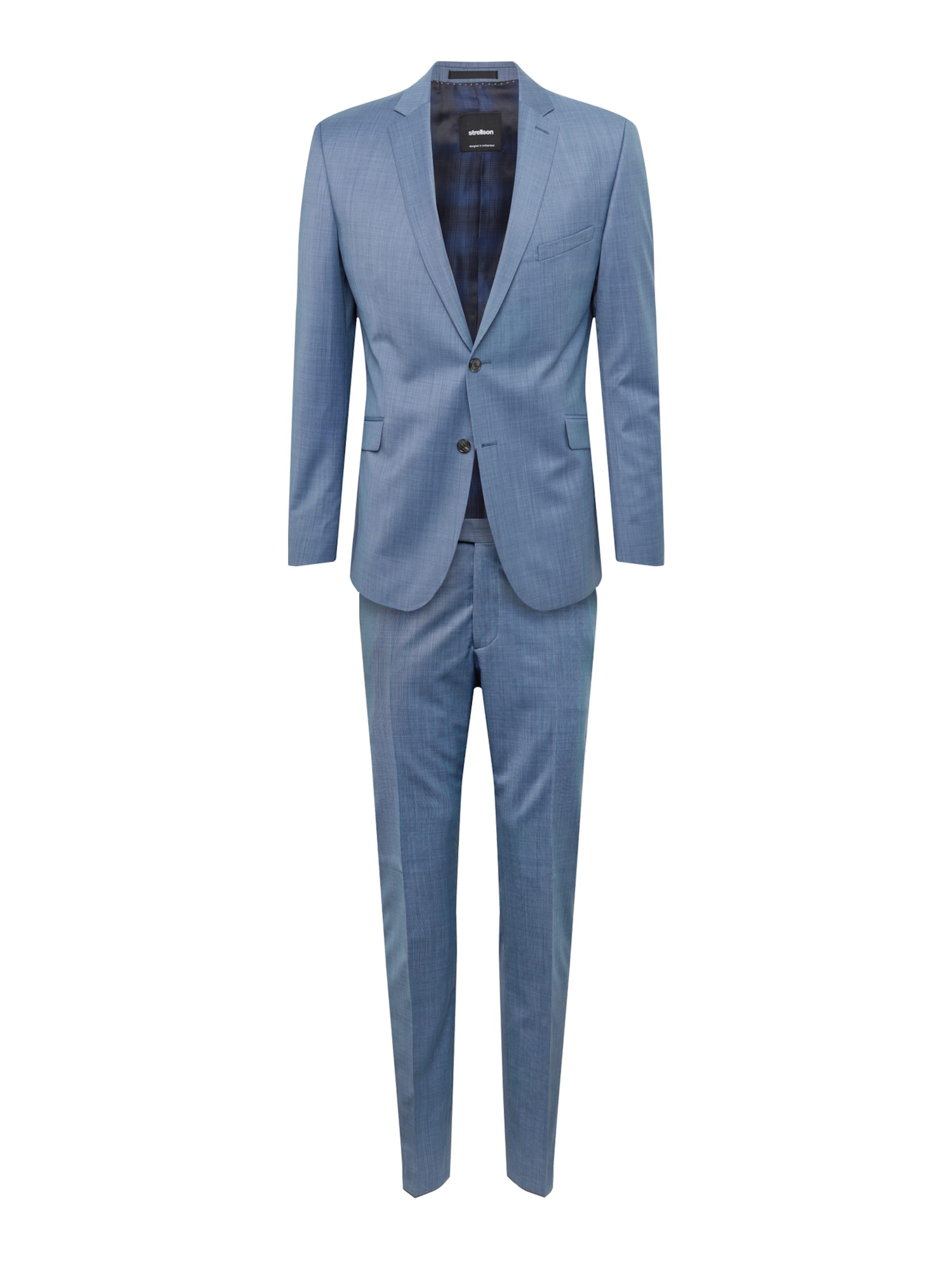 Costume En Costume Strellson Strellson En Bleu 8wNnOvm0