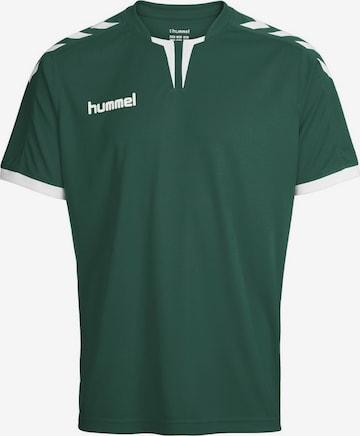 T-Shirt fonctionnel Hummel en vert