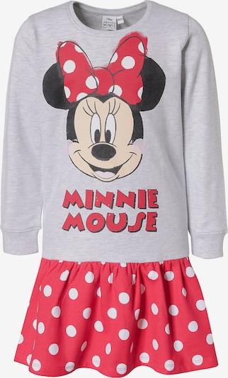 DISNEY Minnie Mouse Sweatkleid in grau, Produktansicht