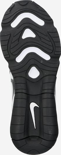 Sportbačiai be auliuko 'AIR MAX 200' iš Nike Sportswear , spalva - juoda / balta: Vaizdas iš apačios