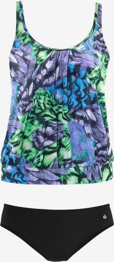LASCANA Majica za kopanje | modra barva, Prikaz izdelka