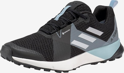 adidas Terrex Trailrunningschuh in opal / dunkelgrau / schwarz / weiß, Produktansicht