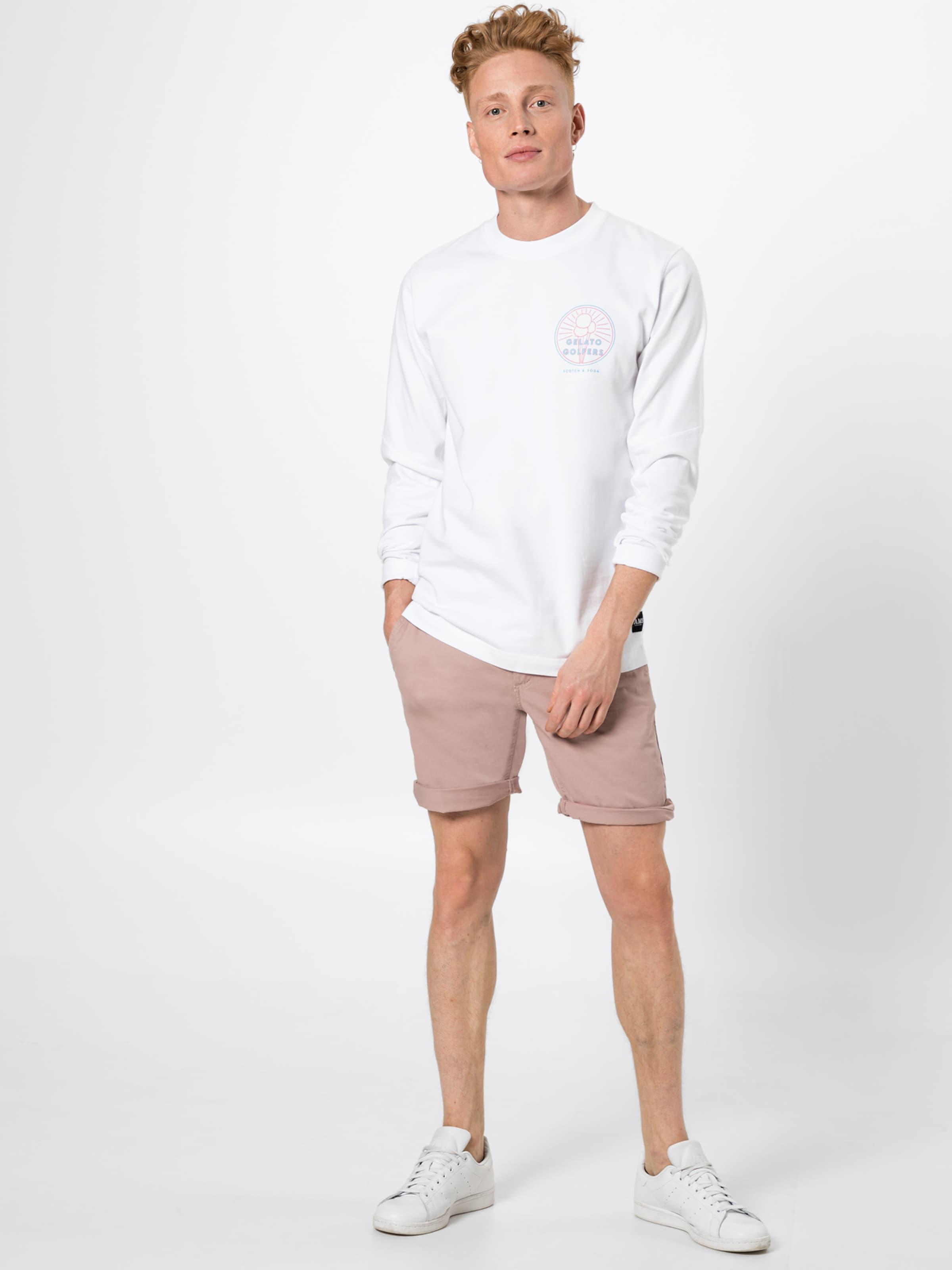 T shirt Soda Blanc Scotchamp; En zUVMpS