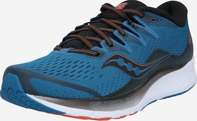 saucony Chaussure de course 'Ride ISO2' en bleu, Vue avec produit