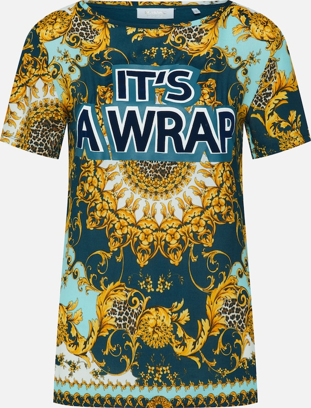 Rich & Royal Shirt 'It's a Wrap' in de kleur Gemengde kleuren, Productweergave