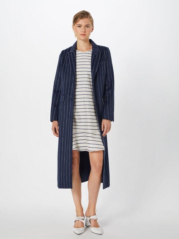 Robe Bleu MarineBlanc René Lezard 'e023s' En chemise XuOkliTwPZ