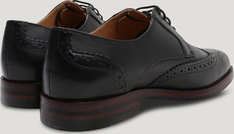 Hudson London Schnürschuh  OSNEY CALF