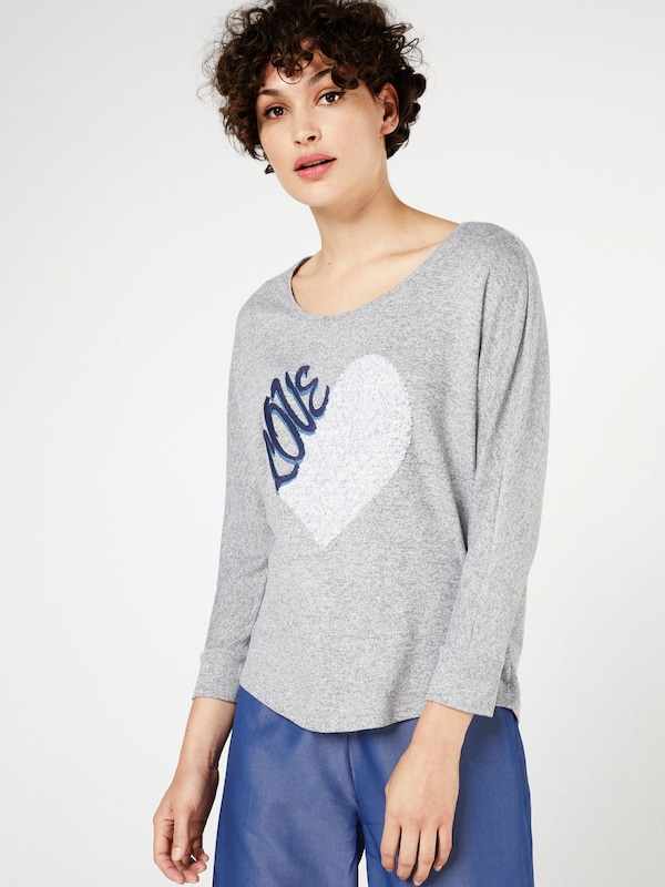 Key Largo Pullover 'WLS BEAT round 3/4'