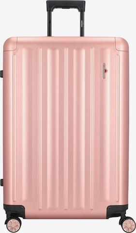 Hardware Trolley 76 cm in Pink