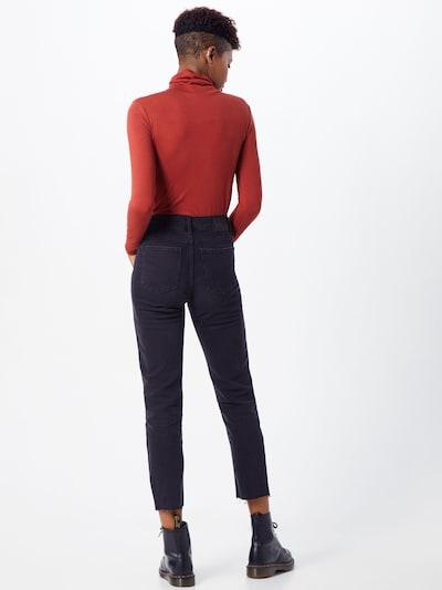 ONLY Jeans 'EMILY' in black denim: Rückansicht