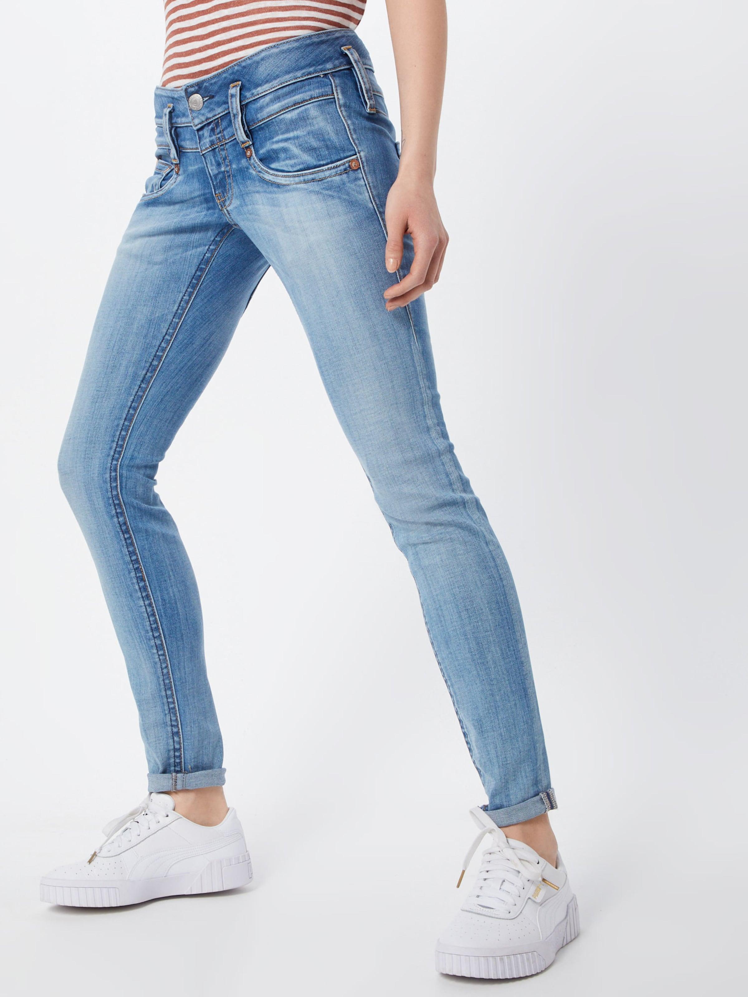 Jeans Denim Jeans Blue In Herrlicher Herrlicher In Denim In Blue Blue Jeans Herrlicher IE2WDH9Y