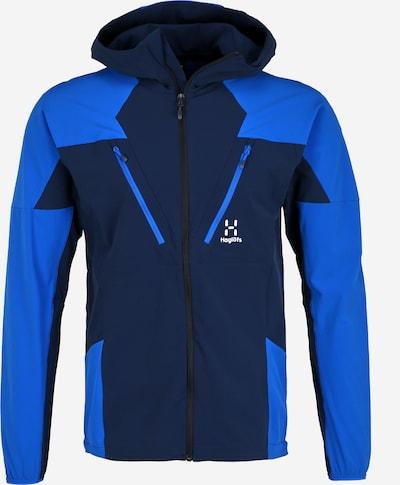 Geacă sport 'Tegus' Haglöfs pe albastru / albastru închis, Vizualizare produs