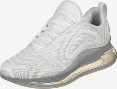 Nike Sportswear Sneaker in grau / weiß, Produktansicht