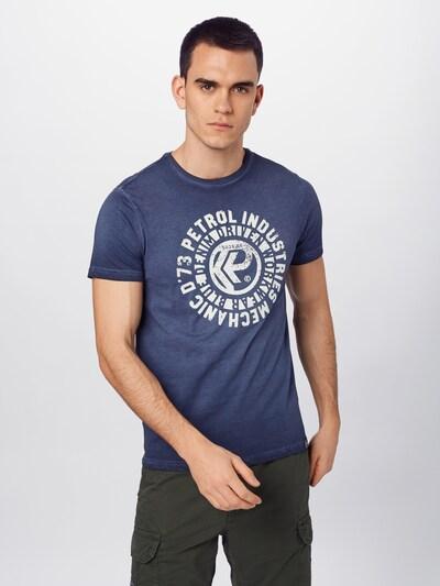Petrol Industries Shirt in navy: Frontalansicht