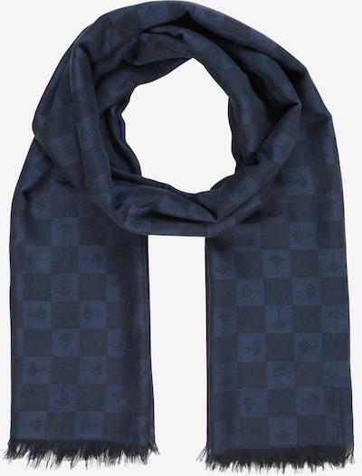 JOOP! Schal in blau / dunkelblau, Produktansicht