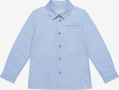 ESPRIT Langarmhemd in blau, Produktansicht