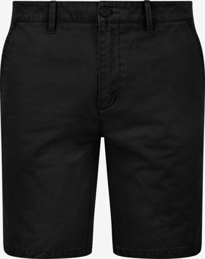 !Solid Chinoshorts 'Pinhel' in schwarz, Produktansicht