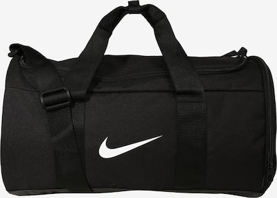 NIKE Sportovní taška 'Nike Team' - černá / bílá, Produkt