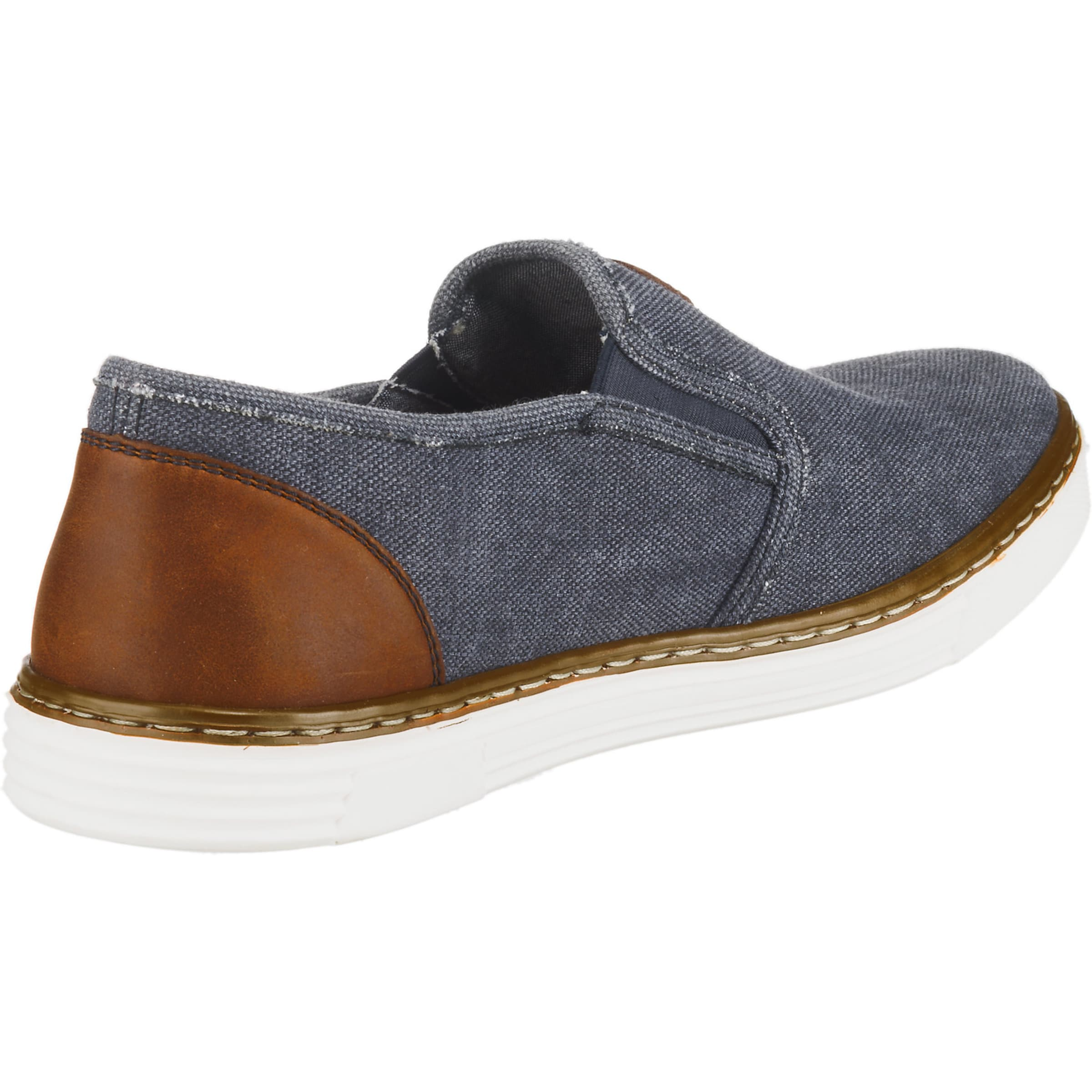 Rieker Slipper Rieker DenimBraun In Blue In Slipper TF1c3JlK