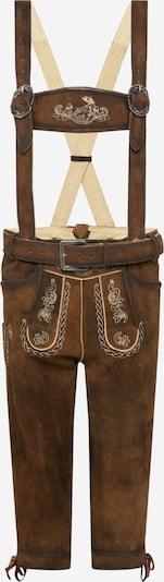 MARJO Pantalón tradicional en marrón, Vista del producto