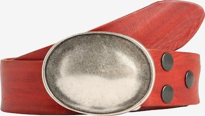 RETTUNGSRING by showroom 019° Ledergürtel in rot, Produktansicht