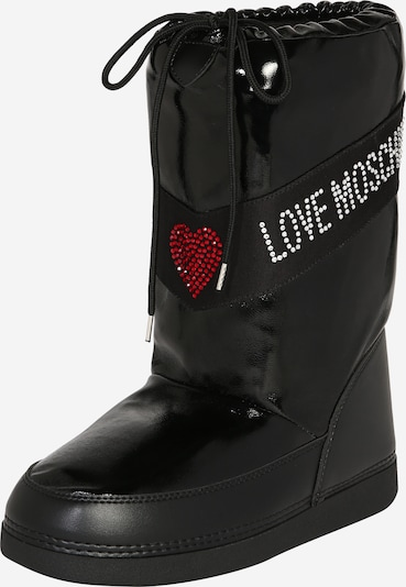 Love Moschino Snow boots 'SKI BOOT' in Black, Item view