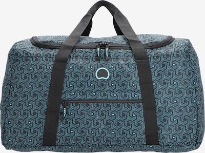 DELSEY Reistas in de kleur Hemelsblauw / Zwart, Productweergave