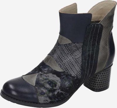 MANITU Stiefeletten in blau / grün / mischfarben / schwarz, Produktansicht
