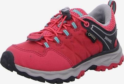 MEINDL Lage schoen in de kleur Lichtrood / Zwart, Productweergave