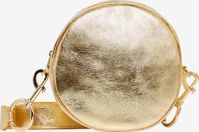 MYMO Sac à bandoulière en or: Vue de face