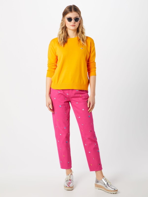 Tommy Pull over Jeans En Jaune nv80mNw