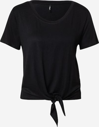 Tricou ONLY pe negru, Vizualizare produs