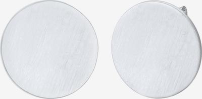 ELLI Ohrringe 'Geo' in silber, Produktansicht