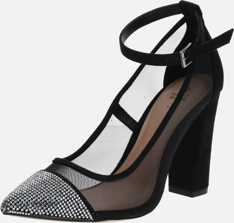 CALL IT SPRING Pumps IVANA' in schwarz: Frontalansicht