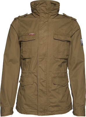 Superdry Jacke im Military-Stil 'Rookie'