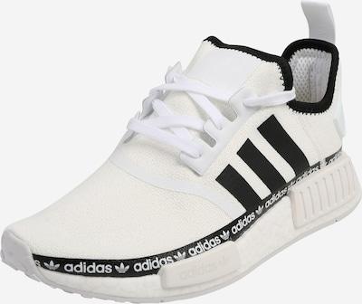 ADIDAS ORIGINALS Sneaker 'NMD_R1' in schwarz / weiß, Produktansicht