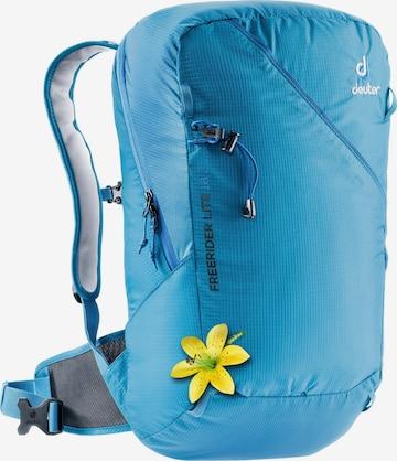 DEUTER Tourenrucksack 'Freerider' in Blau