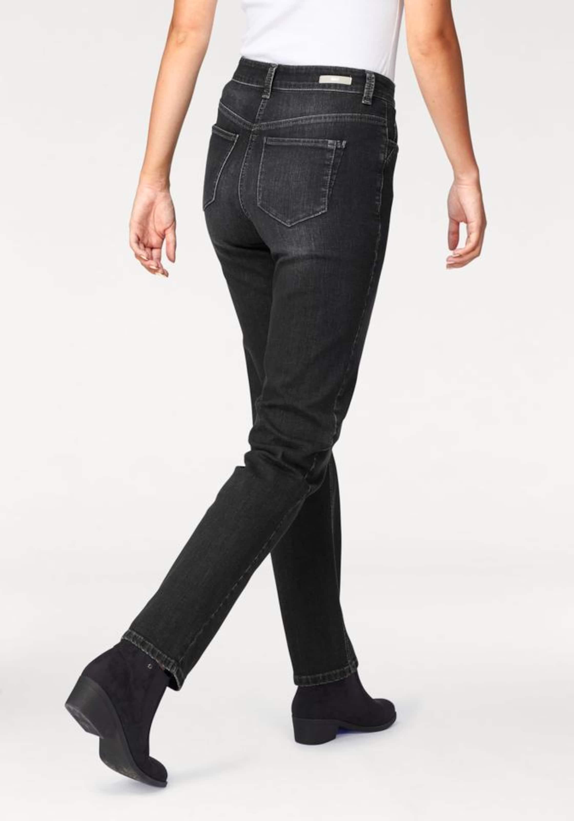 MAC Bequeme Jeans 'Stella Stitch' Spielraum 2018 Unisex Billig Verkauf Vermarktbare ldgaV
