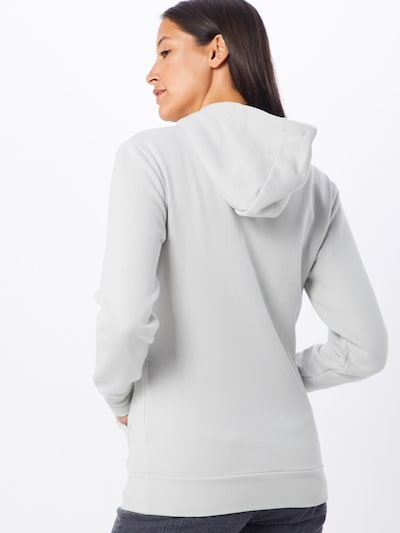 ELLESSE Bluzka sportowa 'Torices' w kolorze jasnoszary / pomarańczowy / białym: Widok od tyłu