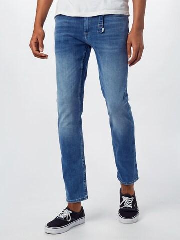 BLEND Jeans 'Jeans multiflex_pro - Noos' in Blau