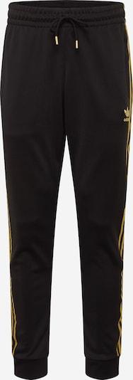 ADIDAS ORIGINALS Kalhoty - zlatá / černá, Produkt