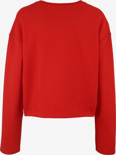Hey Honey Sportsweatshirt 'Good to Go' in rot: Rückansicht