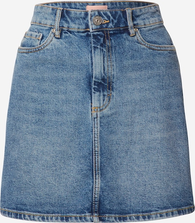 ONLY Rock 'ONLROSE LIFE ASHAPE SKIRT BB NAS2630' in blue denim, Produktansicht