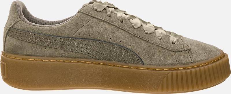 PUMA PUMA PUMA 'Suede Platform Bubble' Sneaker 383a45