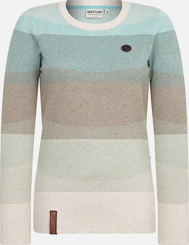 Naketano Pullover in creme   opal  Neue Kleidung in dieser Saison