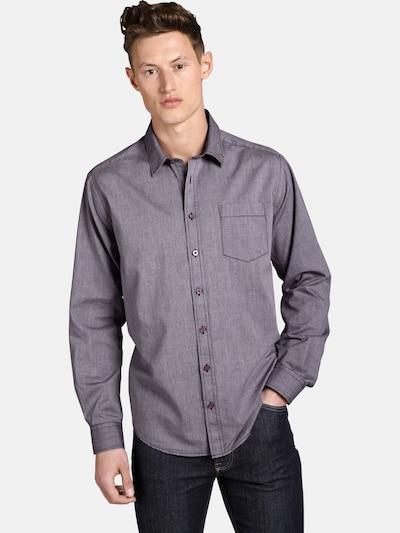 Shirtmaster Overhemd 'Purplefall' in de kleur Lichtlila: Vooraanzicht