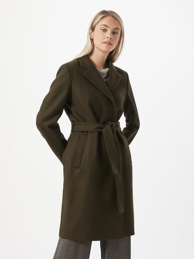 Filippa K Mantel 'Kaya' in khaki, Modelansicht