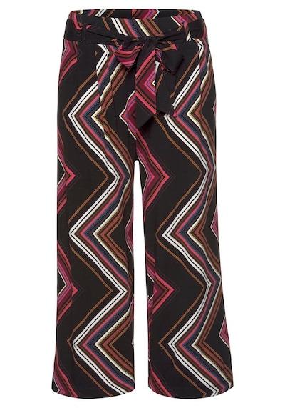 Pantaloni LASCANA di colore rosa / nero / bianco, Visualizzazione prodotti